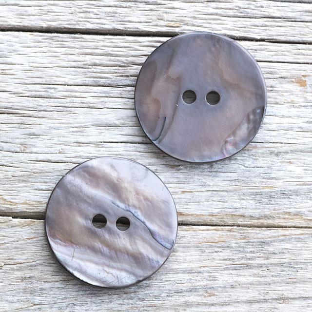 淡水貝ボタン