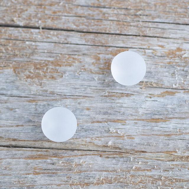 透明のボタン