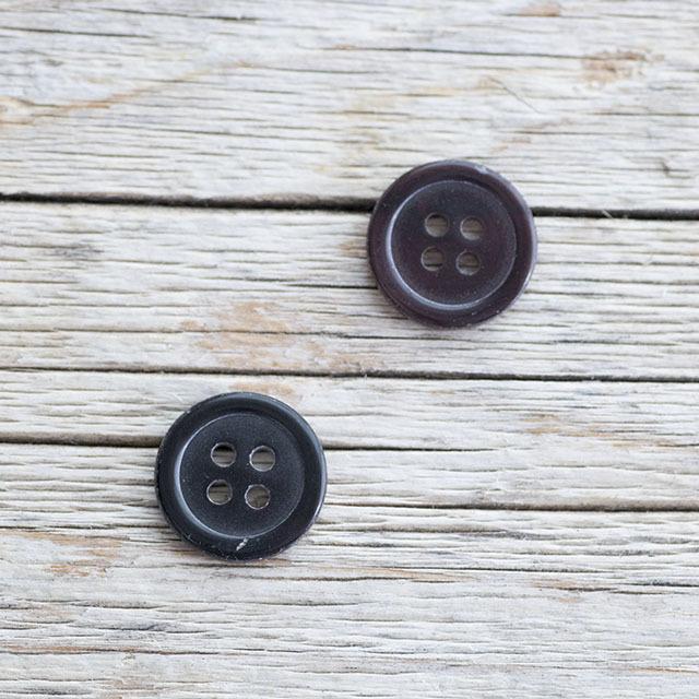 ペン貝ボタン