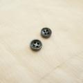 淡水真珠貝 貝ボタン#bt097 4穴10mm C/#SMK