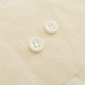 淡水真珠貝 貝ボタン#bt097 4穴10mm C/#WHT