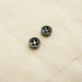 淡水真珠貝 貝ボタン#bt097 4穴9mm C/#SMK