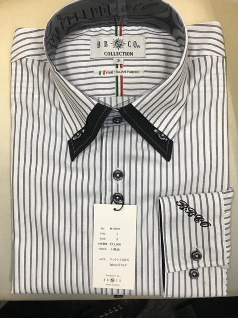 BBCO(ビビコ) シャツ W-21511 カラー1