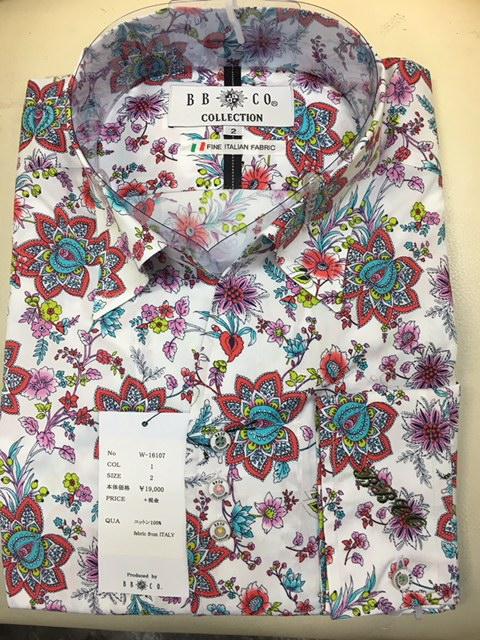 BBCO(ビビコ) シャツ W-16107 カラー1