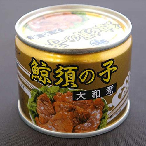 鯨須の子大和煮 [ 120g×12缶 ]