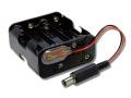 【CT-A061R】乾電池式バッテリーケース(別売単三アルカリ電池×8本用 DC12V出力)