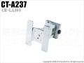 【CT-A237】液晶モニター用壁掛け金具(VESA 75/100mmピッチ対応)