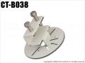 【CT-B038】形鋼(H形鋼等)カメラ取付金具(側面取付型)