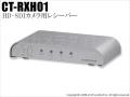 【CT-RXH01】3G/HD-SDI信号レシーバー HDMI出力 ビデオ出力 中継増幅機能付き