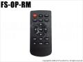 【FS-OP-RM】液晶監視モニターMFシリーズ用リモコン