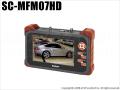 【SC-MFM07HD】AHD/HD-SDI/アナログ対応 調整用ポータブルモニター