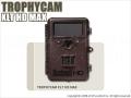 【トロフィーカムXLT HD MAX】 乾電池対応 屋外センサー暗視カメラ SDカード自動録画