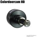 【カラードアカムHD】 ドアスコープ ドアビューアー型 玄関ドア用 防犯 監視カメラ サンメカトロニクス
