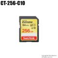 【CT-256-C10】SanDisk SDXCカード 256GB Class10
