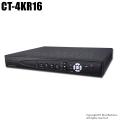 【CT-4KR16】H.265 4K解像度対応 AHD/HD-TVI/CVBS 16chデジタルレコーダー(HDD1~12TB選択)