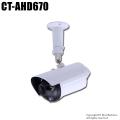 【CT-AHD670】220万画素 防雨 パノラマ 超広角撮影 暗視カメラ(f=1.8mm 魚眼)