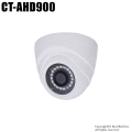 【CT-AHD900】527万画素 屋内用 赤外線暗視 AHD/TVI/CVI/CVBS 4in1 ドームカメラ(f=3.6mm)