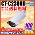 【CT-C230HD】スマホで見える・聞こえる アウトドア赤外線暗視100万画素IPカメラ