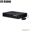 【CT-R1040】H.265 8MP 4K対応 AHD/HD-TVI/CVBS 4chデジタルレコーダー(HDD1~10TB選択)