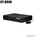 【CT-R940】4K対応 AHD/HD-TVI/CVBS 4chデジタルレコーダー(HDD1~4TB選択)