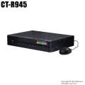 【CT-R945】H.265 4MP・5MP対応 AHD/HD-TVI/CVBS 4chデジタルレコーダー(HDD1~6TB選択)