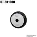【CT-SH1000】220万画素 集音マイク搭載 広角撮影180°暗視パノラマAHDカメラ(f=1.85mm)