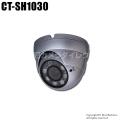 【CT-SH1030】220万画素 SONY製CMOS 暗視防雨VF AHDドーム(f=2.8~12mm)