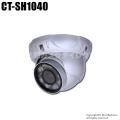 【CT-SH1040】210万画素 耐塩・防水 IP68・電動ズーム 赤外線暗視 AHD ドームカメラ(f=2.8~12mm)