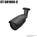 【CT-SH1060-C】52万画素 赤外線暗視防雨VFカメラ(f=2.8~12mm)
