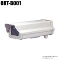 【ORT-B001】屋外用カメラハウジング(アイボリー・ロング)