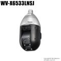 【WV-X6533LNSJ】Panasonic 赤外線照明搭載 屋外PTZタイプ (代引不可・返品不可)