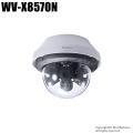 【WV-X8570N】Panasonic i-proエクストリーム マルチセンサーカメラ (代引不可・返品不可)