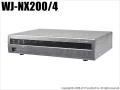 【WJ-NX200/4】Panasonic i-proエクストリーム NWディスクレコーダー(4TB) (代引不可・返品不可)