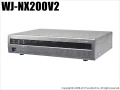 【WJ-NX200V2】Panasonic i-proエクストリーム NWディスクレコーダー(2TB/DVD) (代引不可・返品不可)