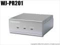 【WJ-PR201】Panasonic PoE給電機能付 同軸-LANコンバーター(1チャンネル)(代引不可・返品不可)