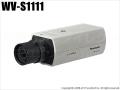 【WV-S1111】Panasonic i-proエクストリーム スーパーダイナミック方式 ネットワークカメラ (代引不可・返品不可)