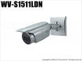 【WV-S1511LDN】Panasonic i-proエクストリーム 屋外用 監視カメラ (代引不可・返品不可)