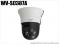 【WV-SC387A】Panasonic i-pro SmartHD 屋内プリセットコンビネーションネットワークカメラ(HD)(代引不可・返品不可)