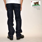 "TCB jeans ""TCB 50's PANTS"" 50's ストレート [ミドルストレート] [ライトオンス] [ヴィンテージ系色落ち]"