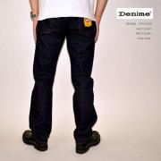 """DENIME ドゥニーム、""""DP15-005""""、14oz Denim 805 MODEL [ミドルストレート][ライトオンス][ヴィンテージ系色落ち]"""