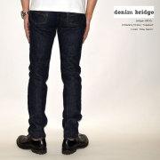 "bridge ブリッジ、""BR04S"" TAPERED、13.5oz 01デニム テーパード [タイトストレート] [ライトオンス] [ヴィンテージ系色落ち]"