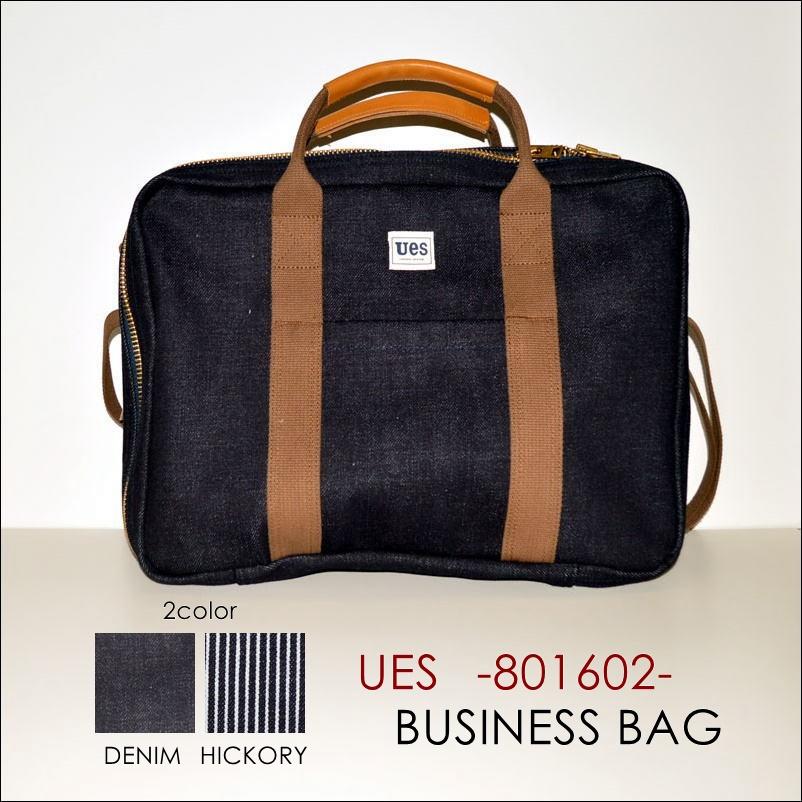 "UES ウエス、""801602""、ビジネスバッグ [小物]"