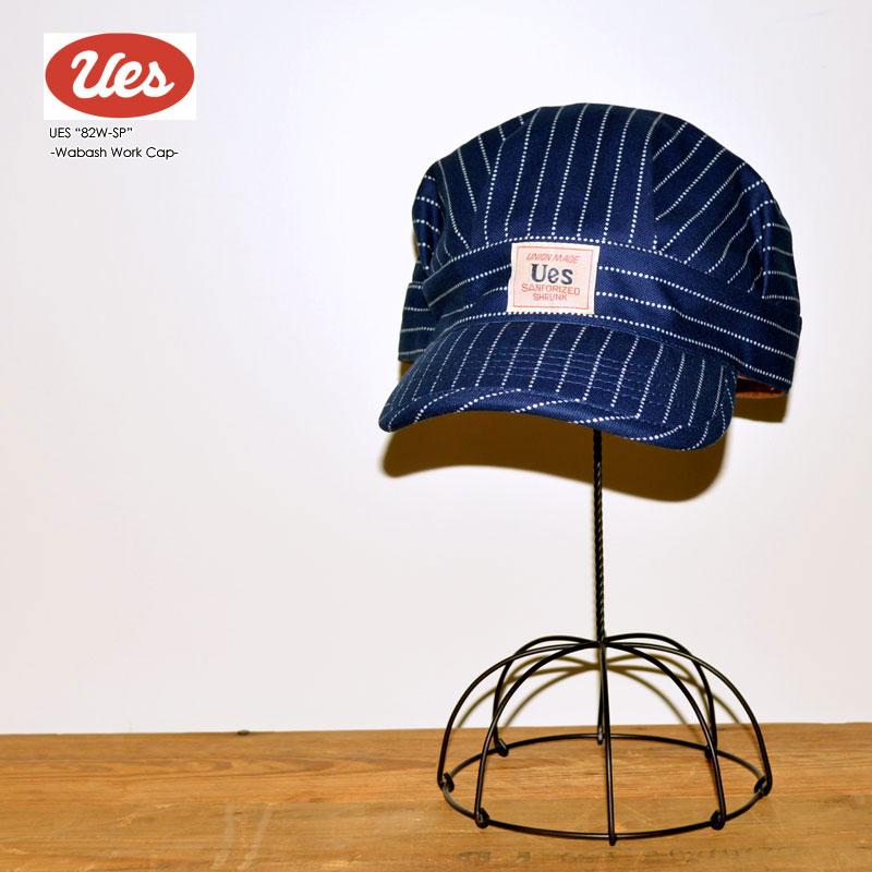 "UES ウエス、""82W-SP""、ワークキャップウォバッシュ [帽子][小物]"