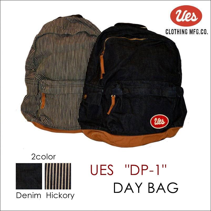 "UES(ウエス)、""DP-1""、デイバッグ 【小物】"