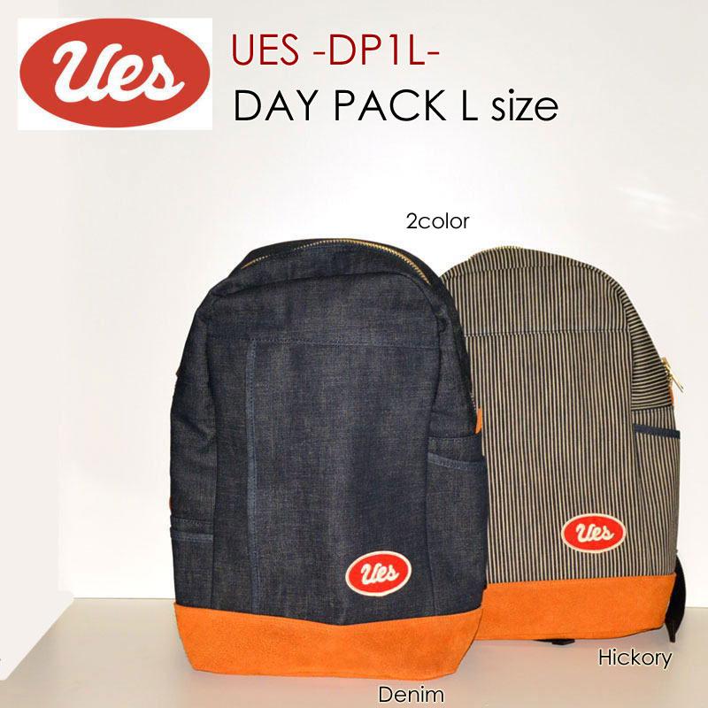 "UES ウエス、""DP-1L""、デイパック Lサイズ [小物]"
