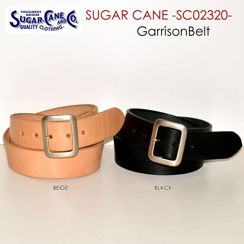 """SUGAR CANE シュガーケーン、""""SC02320""""、ギャリソンベルト [ベルト]"""