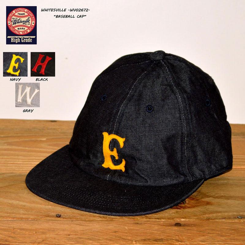 """東洋エンタープライズ、SUGAR CANE シュガーケーン、""""WV02672""""、ベースボールキャップ [小物][帽子]"""