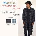 """SALE!! \14,040-⇒\8,424-!! 40%OFFセール!! FIVE BROTHER ファイブブラザー、""""151747""""、ライトネルガウン [アウター]"""