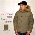 """FULLCOUNT フルカウント、""""2881""""、Down Jacket、ダウンジャケット [アウター]"""