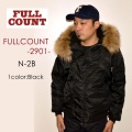 """FULLCOUNT フルカウント、""""2901""""、N-2B [フライトジャケット][アウター]"""